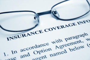 dental Insurance coverage forms